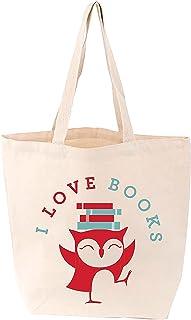 I Love Books Lovelit Totes FIRM SALE