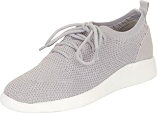 Cambridge Select Women's Lightweight Knit Mesh Lace-Up Casual Sport Fashion Sneaker