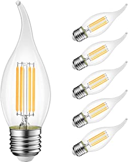 Best 40 watt flame tip bulb Reviews
