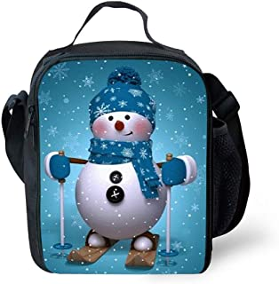 Adorable Lunch Box for Boys and Girls, Teens, Perfect Size for Packing Hot or Cold Snacks for School and Travel, Mom's Cho...