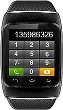 Asiright ZGPAX S12 - Pantalla táctil de 1,54 pulgadas MTK6260 Bluetooth Smart Watch Phone