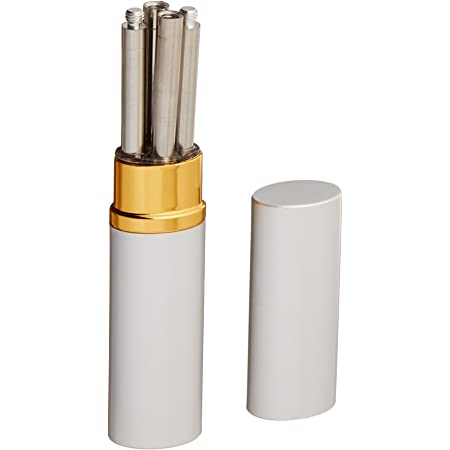 Happy Sales HSTC-SSTC01, Stainless Steel Portable Travel Chopsticks