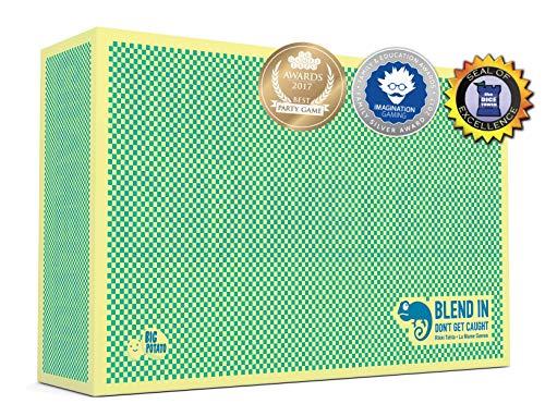The Chameleon, Award-Winning Board Game for Families & Friends JungleDealsBlog.com