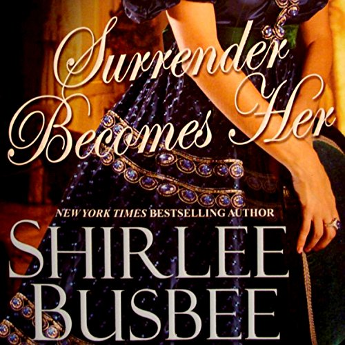 Surrender Becomes Her audiobook cover art