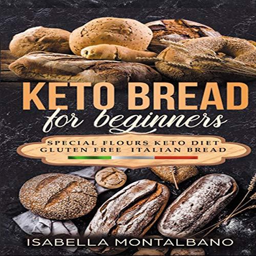 Keto Bread for Beginners cover art