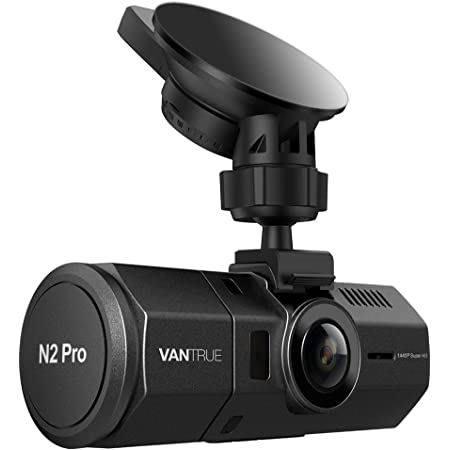 Vantrue N2 Pro Dual Dashcam Infrared Night Vision Dual Elektronik