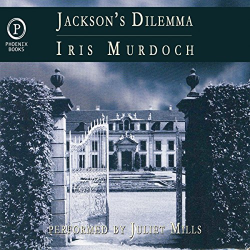 Jackson's Dilemma audiobook cover art