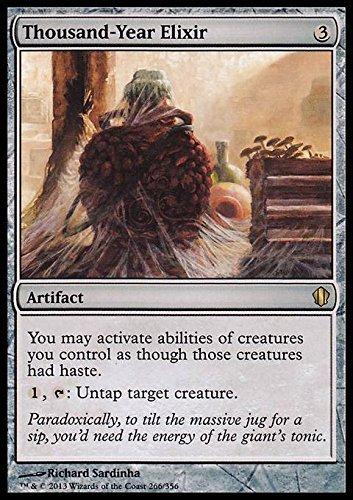 Magic The Gathering - Thousand-Year Elixir (266/356) - Commander 2013