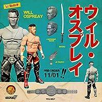 新日本プロレス アルティメイト7インチアクションフィギュア シリーズ1 ウィル・オスプレイ