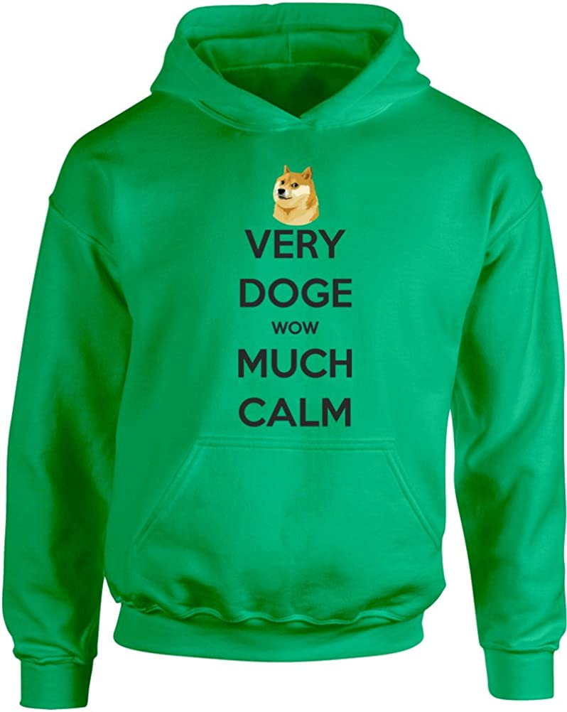 Brand88 - Very New life Doge Wow Limited price sale Hoodie Much Kids Calm Printed