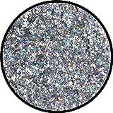 Eulenspiegel Silber-Juwel mittel, holographisch