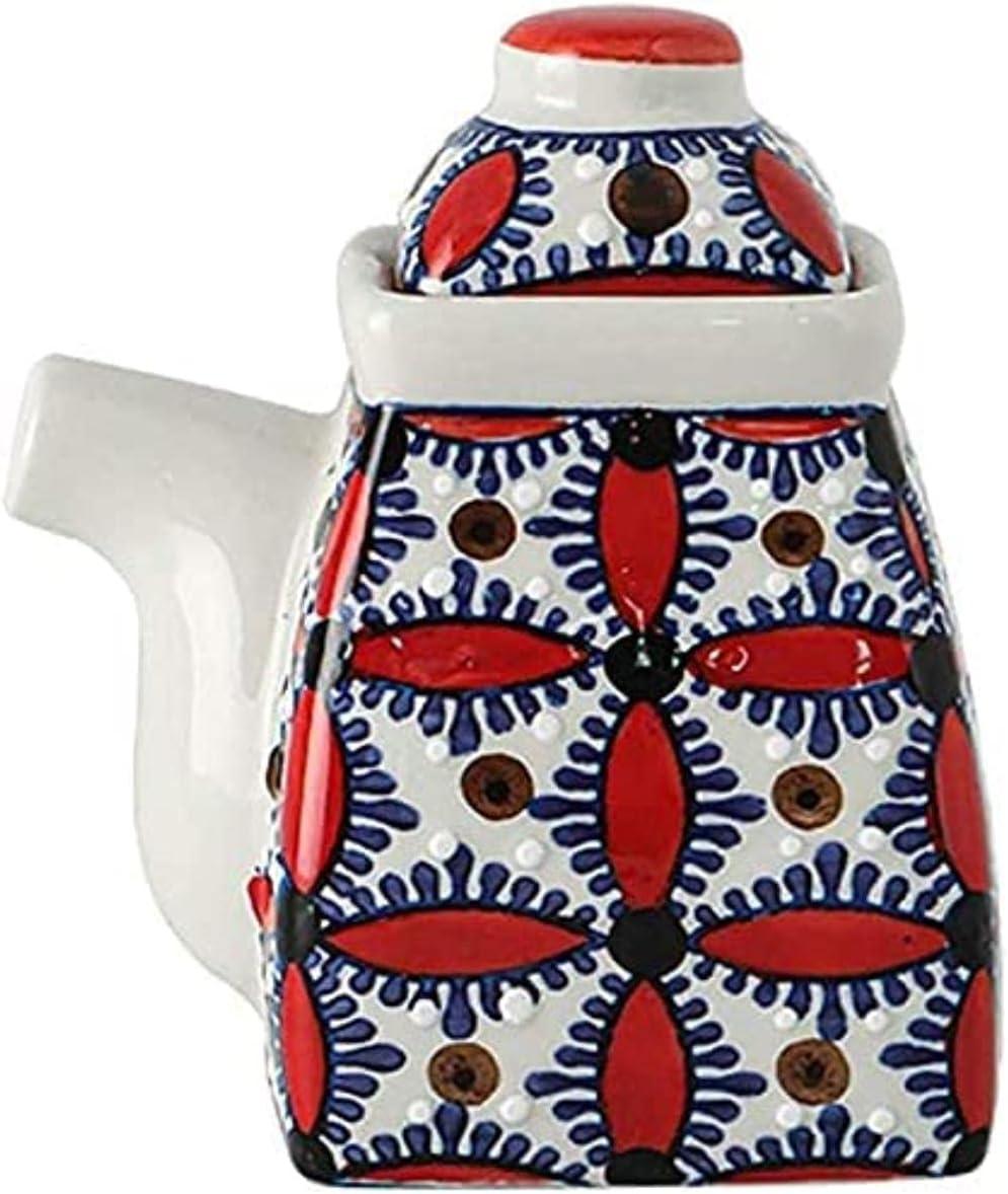 Olive oil dispensing Seasonal Wrap Introduction bottle Oil 250ml Ceramic online shop Bottle Dispenser