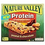 Nature Valley Protein Bars Peanut & Chocolate 5 x 30g