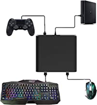 J&TOP Keyboard and Mouse Adapter Converter for Playstation 4 / Nintendo Switch/Xbox One