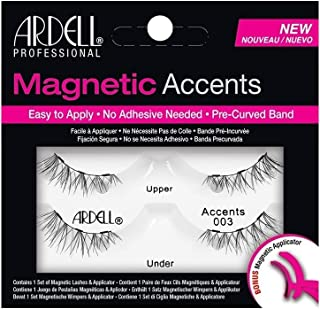 Ardell Magnetic Strip Lashes, 003 Black