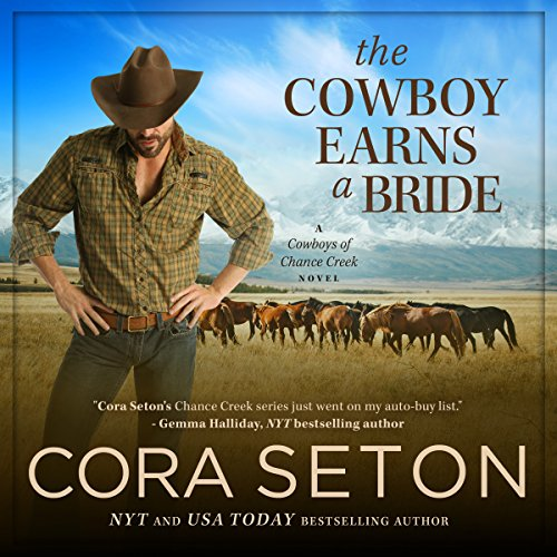 The Cowboy Earns a Bride cover art