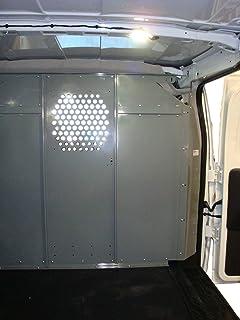 Van Safety Partition, Bulkhead/Divider Chevy Express, GMC Savana 1996-2021