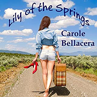 Lily of the Springs audiobook cover art