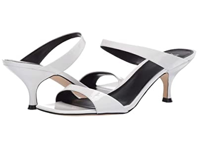 Marc Fisher LTD Genia (White Patent) Women