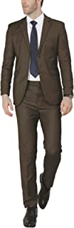 Best men's brown suit Reviews