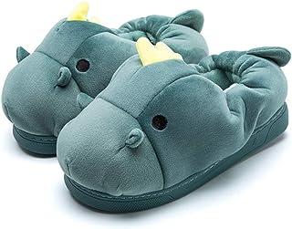Zapatillas De Moda para Mujer Zapatillas De Interior Zapatillas De Felpa Cálidas Zapatillas De Animales Zapatillas De Cerd...