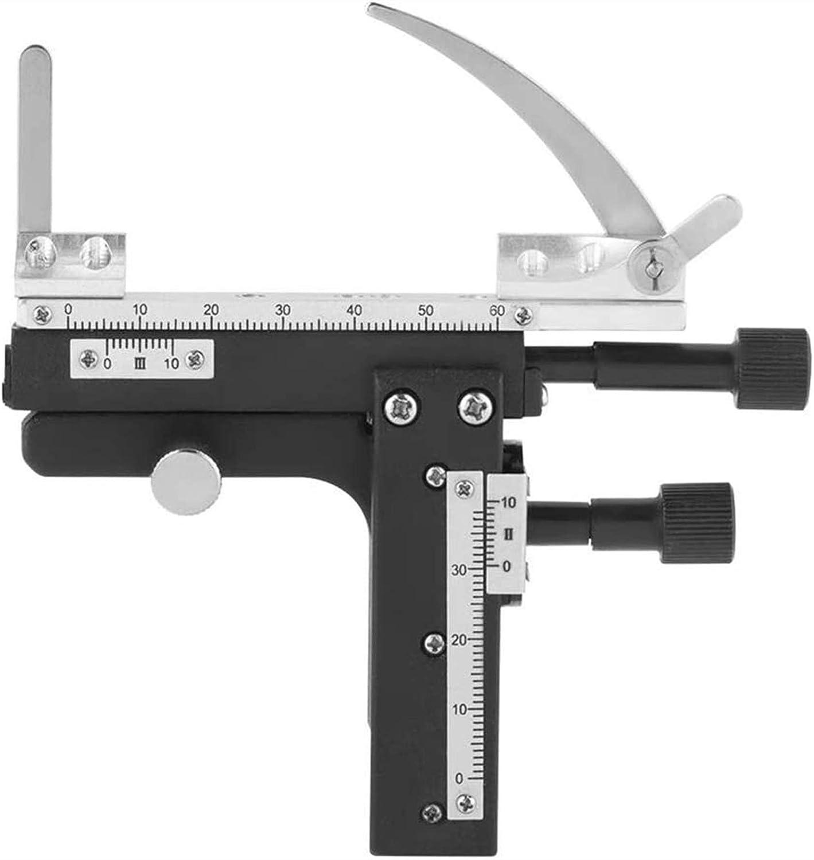 hwljxn Microscope X-Y Moveable Attachable Max 54% OFF Stage Max 79% OFF Caliper