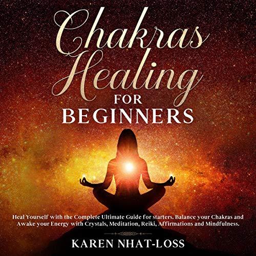 Chakras Healing for Beginners cover art