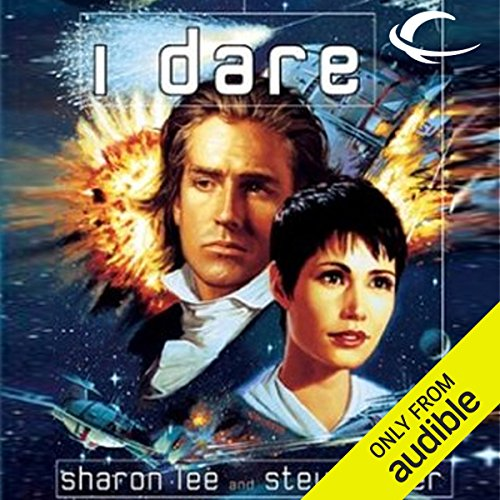 I Dare audiobook cover art