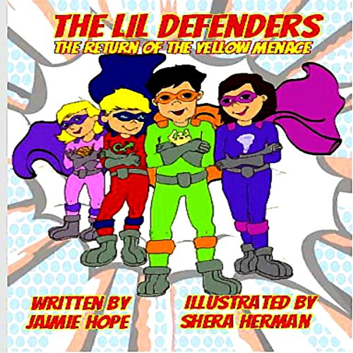 The Lil Defenders cover art