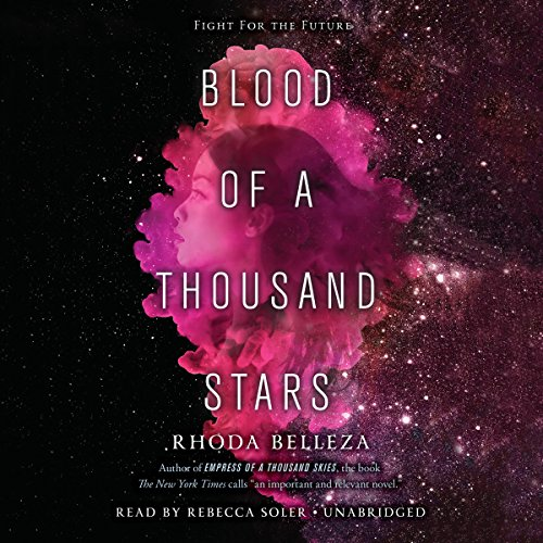 Blood of a Thousand Stars cover art
