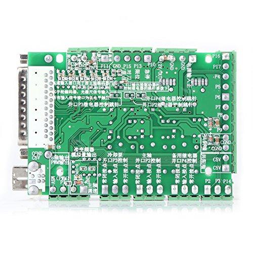Controlador de máquina de grabado CNC de 4 ejes y 6 ejes Placa de arranque CNC para fresadora CNC con carcasa protectora