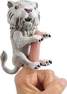 fingerlings untamed sabre tooth tiger silvertooth