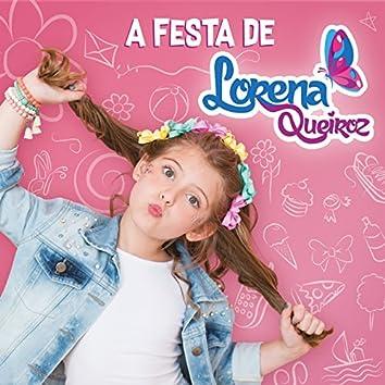 A Festa de Lorena Queiroz