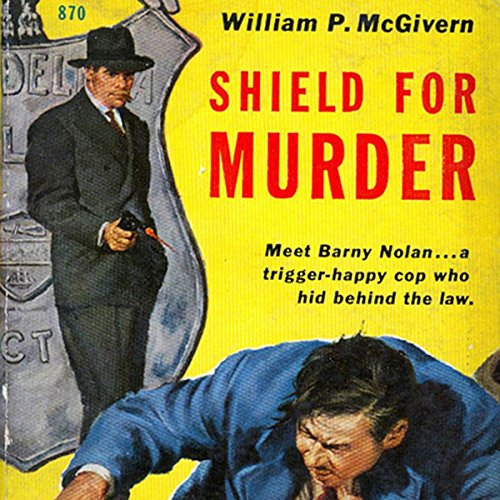 Shield for Murder cover art