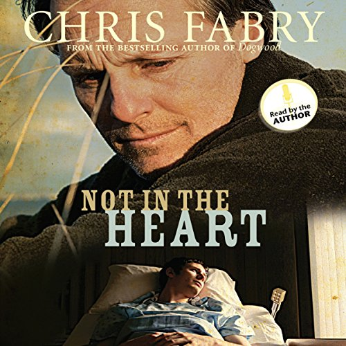 Not in the Heart audiobook cover art
