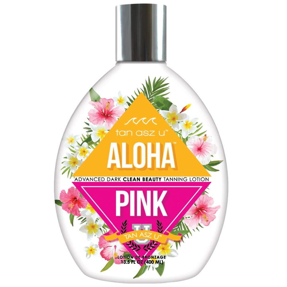 Ultra-Cheap Deals ALOHA PINK Advanced Dark Lotion Beauty Max 61% OFF Clean Tanning