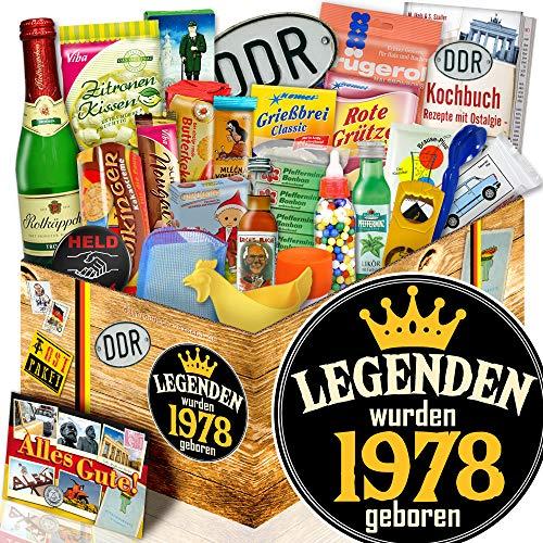 Legenden 1978 / Geschenkidee DDR / Geschenk für einen Mann