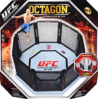 UFC Octagon Play Toy Ring for MMA