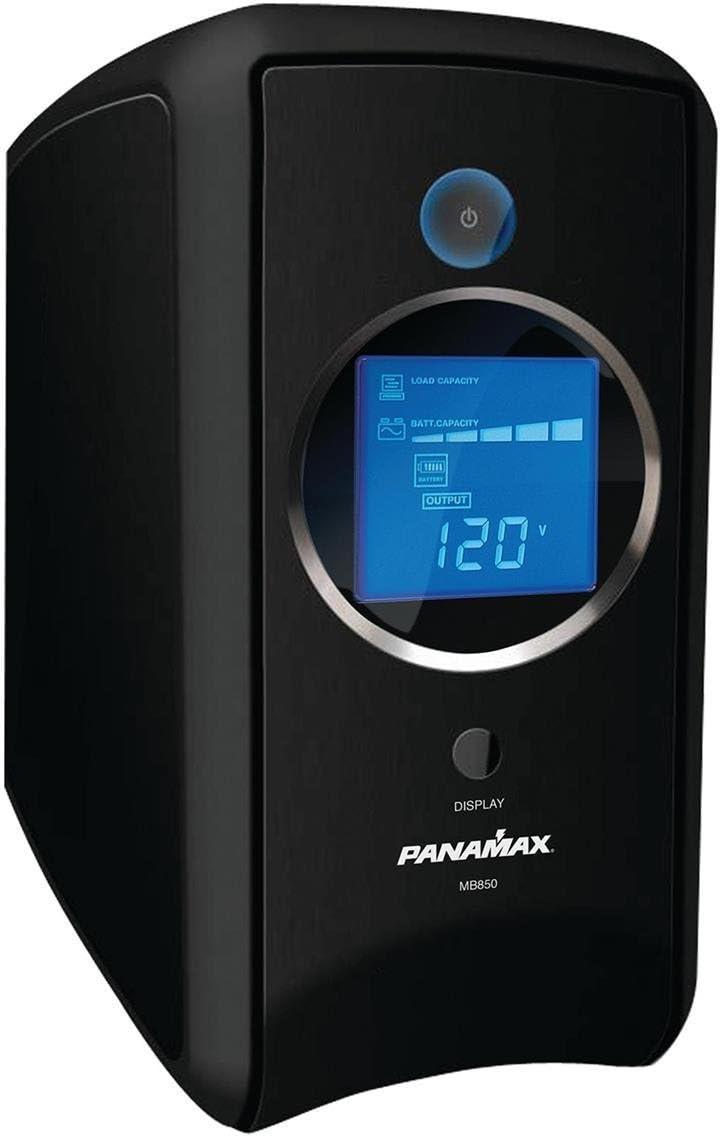Panamax MB850 Battery Backup Surge Protector