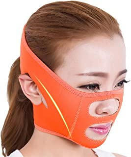 Face Lift Bandage, Slimming Cheek, Facial Bandages Slim Anti Rimpel Face Band voor het opheffen van dubbele kin Verminder ...