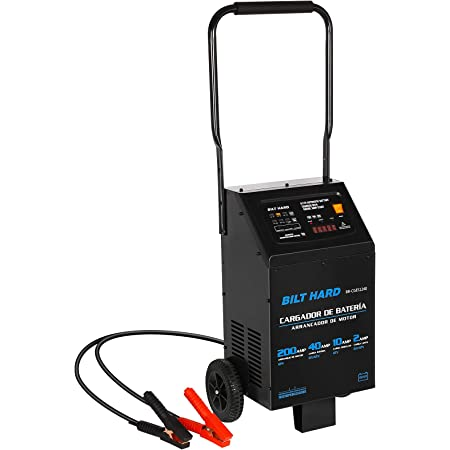 Heavy Duty Fully Automatic Battery Charger and Maintainer for Cars ...