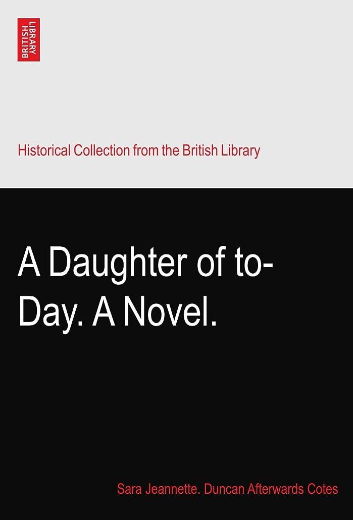 気がついてバケツぼかすA Daughter of to-Day. A Novel.