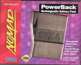 sega nomad battery pack