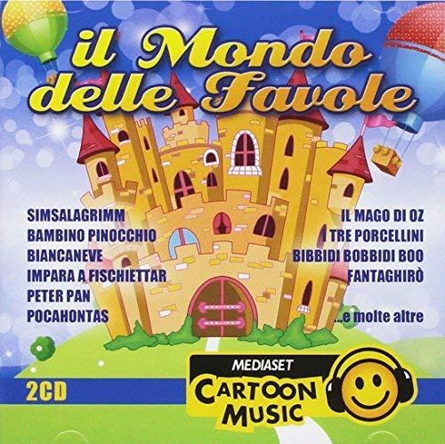 Il Mondo Delle Favole (Canzoni Per Bambini Il Mago Di Oz,Peter Pan,Biancaneve..)