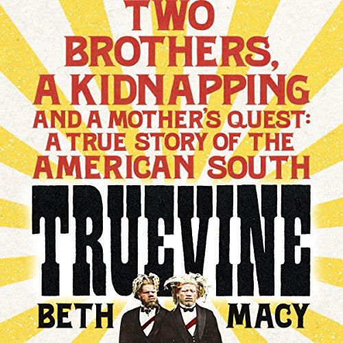 Truevine audiobook cover art