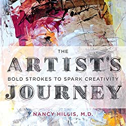 Amazon affiliate link to The Artist's Journey: Bold Strokes To Spark Creativity Paperback by Nancy Hillis