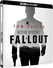 Mission: Impossible - Fallout - Limited Edition Steelbook [4K UHD + Blu-ray]