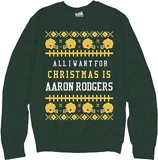 Mrs. Rodgers Ugly Sweater: Unisex Ultimate Crewneck Sweatshirt