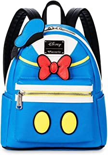 x Disney Donald Duck Faux Leather Mini Backpack Standard