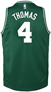 Nike Isaiah Thomas Boston Celtics Green Icon Swingman Jersey Youth (S-XL) b478a59bf